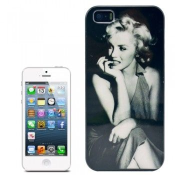 Marilyn Monroe Pattern Case for iPhone 5 & 5S