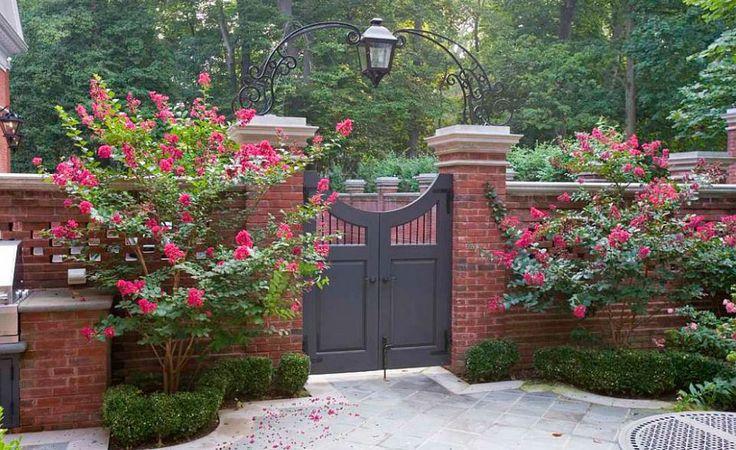 11 idei pentru spatiul de la poarta - un bun venit calduros - Case practice