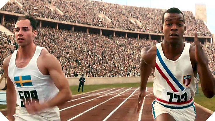 LA COULEUR DE LA VICTOIRE Bande Annonce (Jesse Owens, Jeux Olympiques - 2016) - YouTube