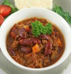 A delicious basic chili recipe.