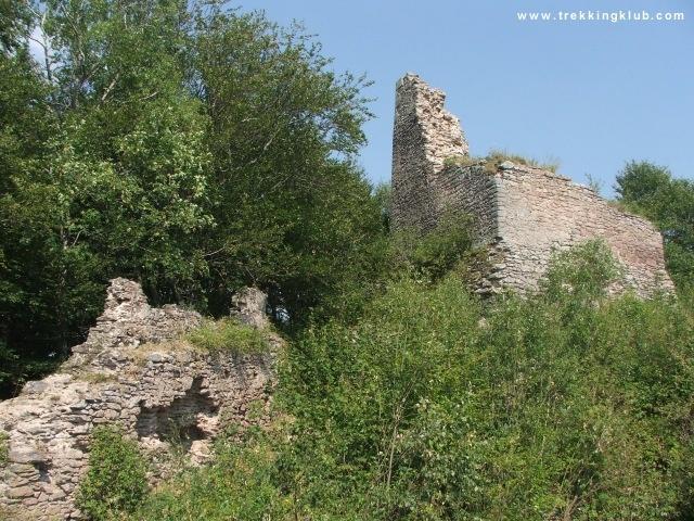 The tower of #Balvanyos_fortress - #Balvanyos_Bath, #Transylvania