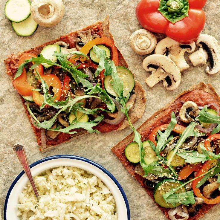 Pizza! Receptet finns i meny 8.  www.allaater.se