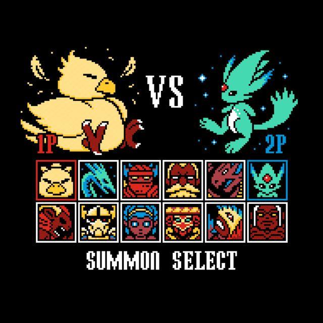 Summon Fighter!
