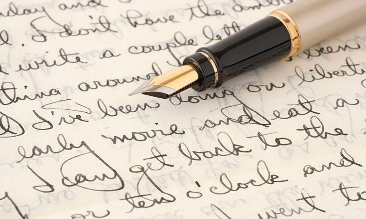 Researchers developed computer program to replicate handwriting   TheTechNews