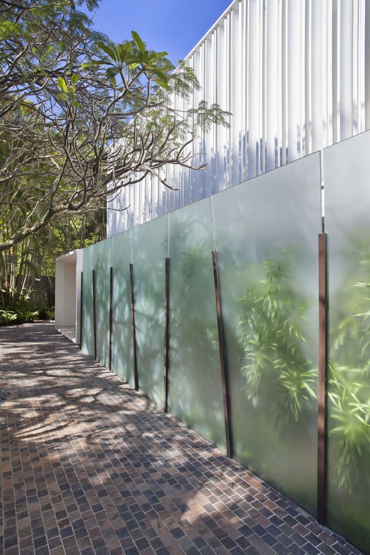 22 best Glass Fence images on Pinterest | Glass fence, Fencing and ...