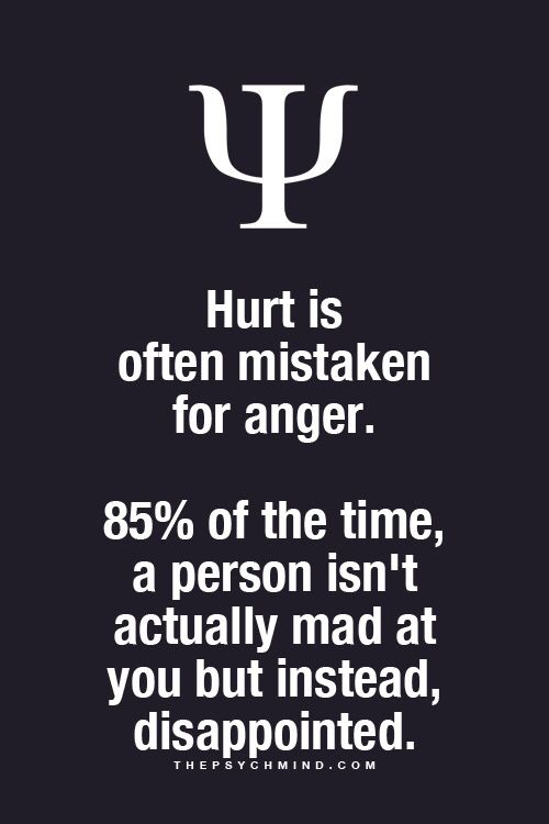 #PsychedUp - Hurt x Anger #RandomTruths