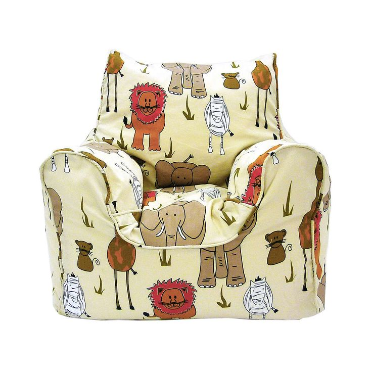 Kids Safari Bean Chair Dunelm Bean Chair Childrens