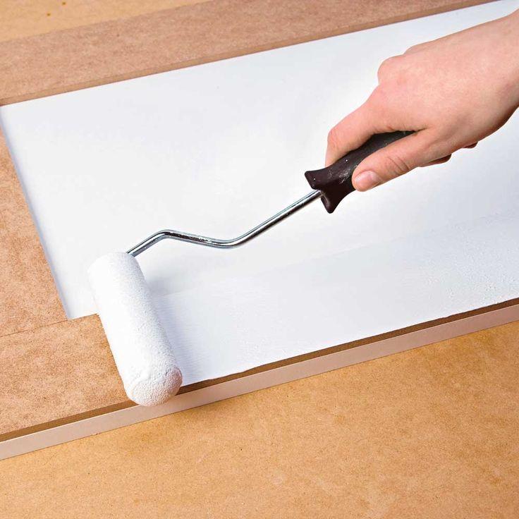 Comment peindre la mélamine? Bricolage, Construction and Painting