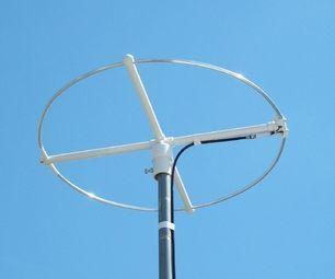 Home made TV antenna