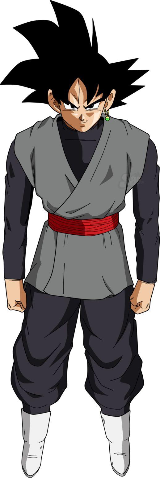 Goku Black - DRAGÓN BALL SUPER
