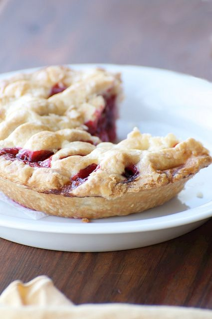 pie from back by Fresh New England, via Flickr