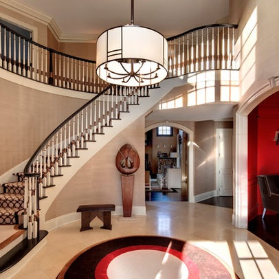 High Quality Contemporary Home Stark Carpet Tacori Stair Runner Design Ideas, Pictures,  Remodel, And Decor