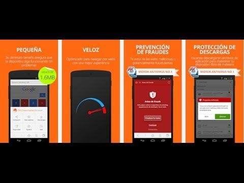 CM (Clean Master) Browser-Fast - para cualquier celular y Tablet Android