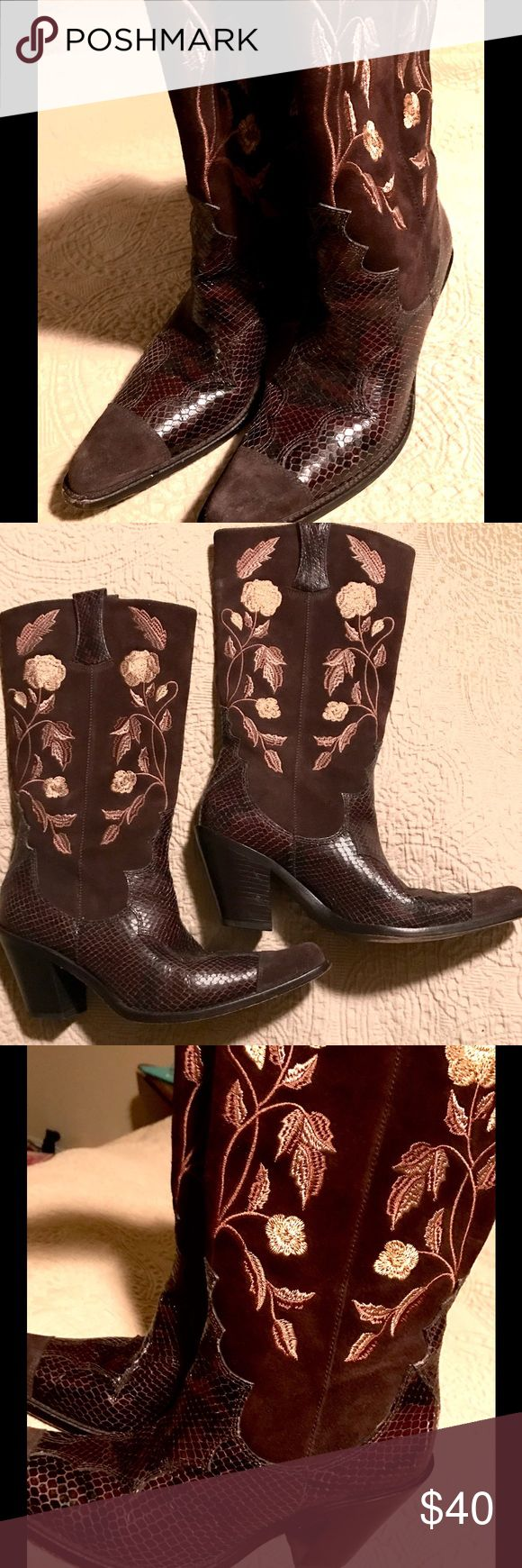 Women's Antonio Melani Fashion Boots Women's Antonio Melani Fashion Boots - used, in good condition. ANTONIO MELANI Shoes