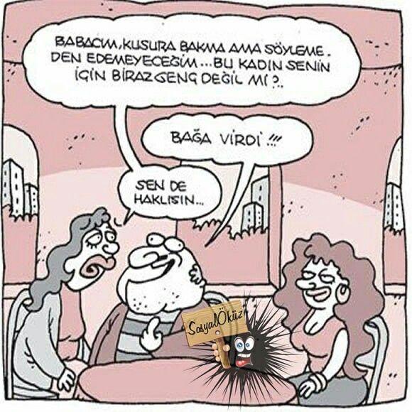 Hayat sevince, paylaşınca güzel! #sosyalöküz #öküz #komik #çok #çokkomik #resim #resimler #eğlence #eğlenceli #mizah #gülümse #takipet #kahkaha #popüler #karikatür #karikatur
