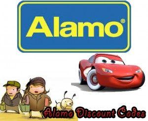 Alamo Discount Codes