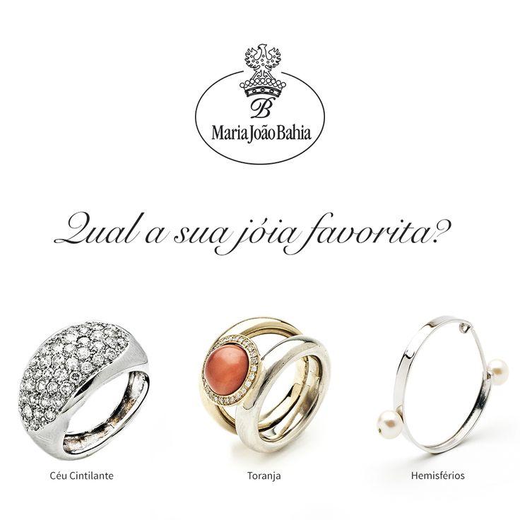 Queremos saber a sua opinião.   #mariajoaobahia #natal #christmas #jewellery #signedjewellery #avenidadaliberdade #followers #follow #fav #favourite #favorita #joiasdeautor #joias #ring #anel #ouro #prata #diamantes #luxo #brilho