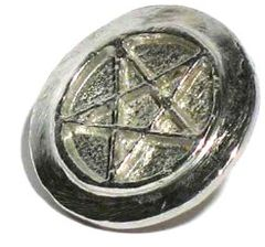This is one of my favorites on Wiccan Supplies, Witchcraft Supplies & Pagan Supplies Experts-Eclectic Artisans: Pentacle Cookie Stamp (1 3/8 dia)