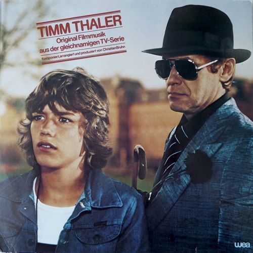 TV miniseries Timm Thaler - Timm Thaler oder Das verkaufte Lachen ist eine deutsche Fernsehserie, die 1979 als erste Weihnachtsserie im ZDF unter der Regie von Sigi Rothemund entstand. Besetzung: Thomas Ohrner, Horst Frank Autoren: Justus Pfaue, Peter M. Thouet