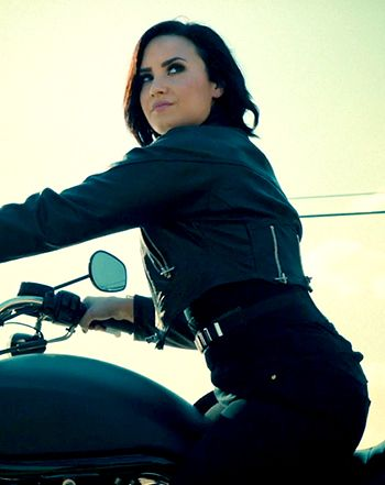 """Demi Lovato Fights Michelle Rodriguez in """"Confident"""" Music Video - Us Weekly"""