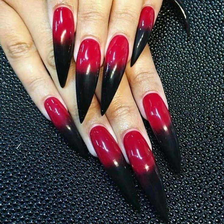 245 best Fingernägel images on Pinterest | Nail scissors, Acrylic ...