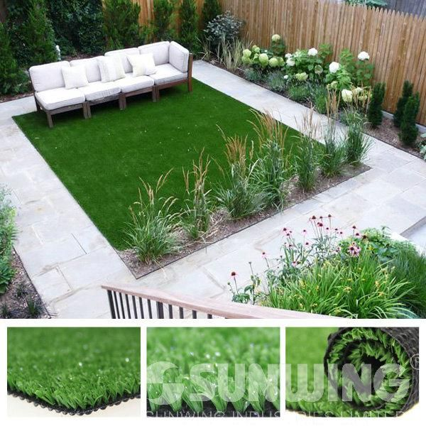 New! 94sqft Lawn Artificial Grass Carpet Synthetic Tiles Plastic Grass Mats Sgs High Quality 65022 A From Sunwing, $366.5 | Dhgate.Com