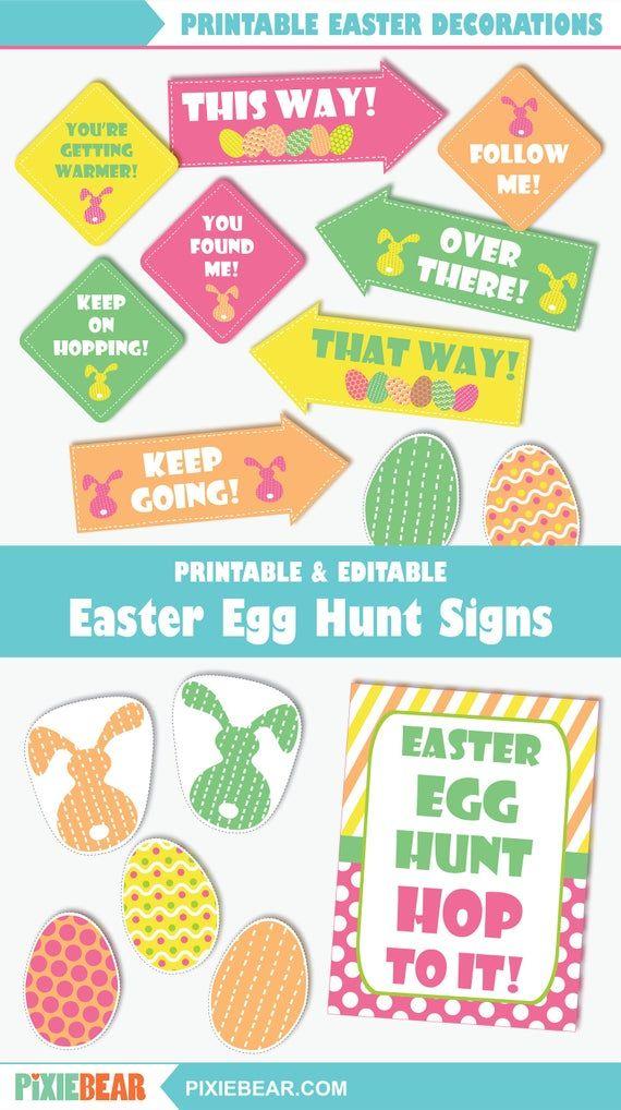 Pin On Easter Egg Hunt