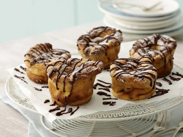 Kaasmuffins met chocolade - Libelle Lekker!