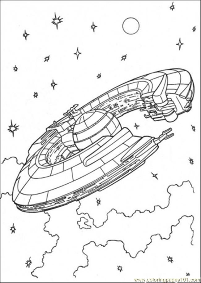 Star Wars Ships Coloring Pages | Star wars coloring book ...