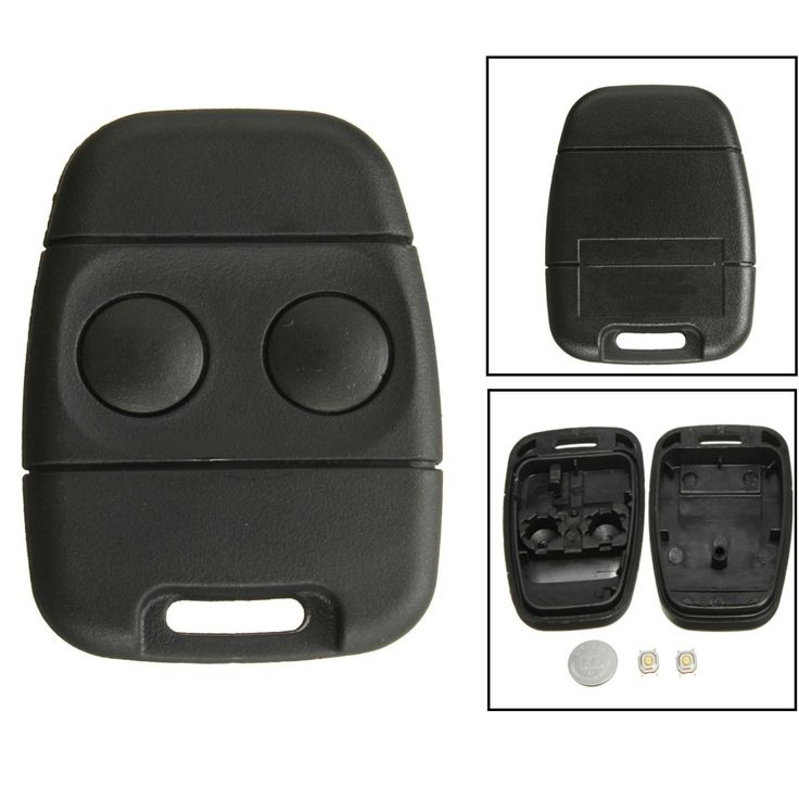 Remote Key Fob Case Repair For MG Rover /Land Rover ZS ZR MGF 100 200 400 25 45