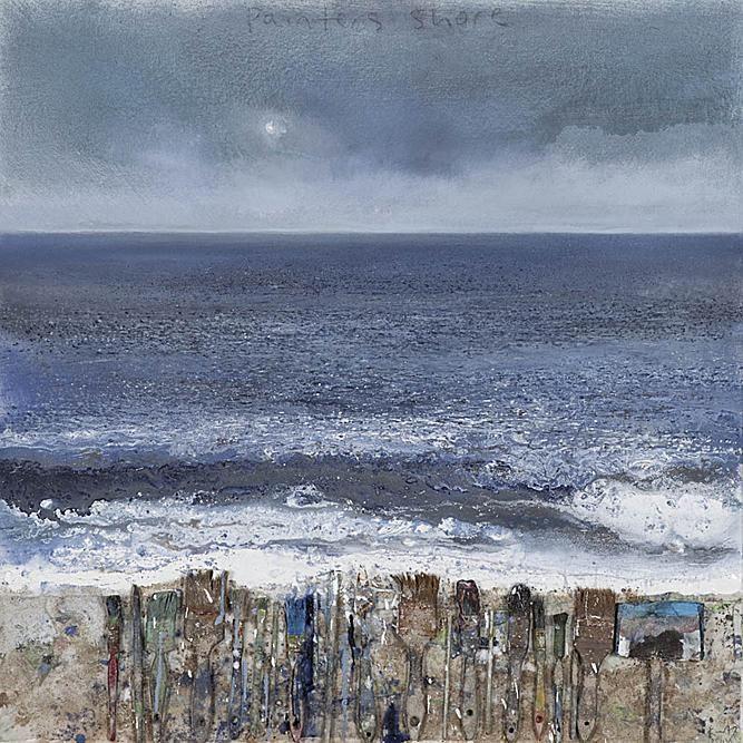 Kurt Jackson - The painter's shore
