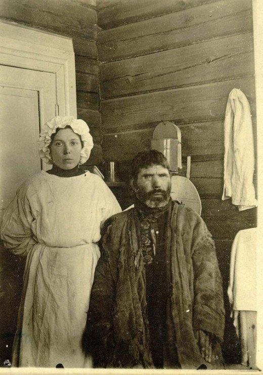 Russian Peasants, 1911