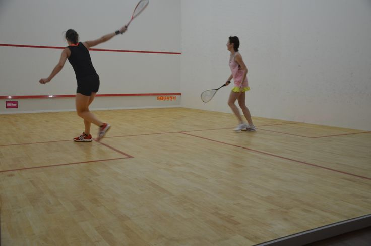 Squash w Warszawie || #squash #warszawa || http://SquashKort.com.pl