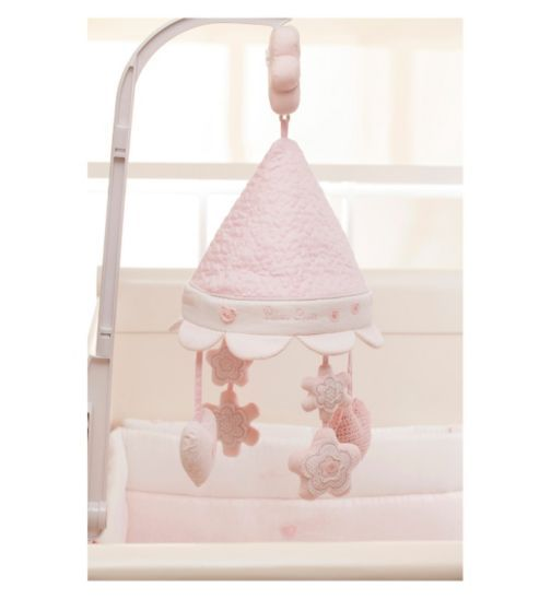Silver Cross Luxury Musical Cot Mobile| Baby Cot Mobiles| - Boots