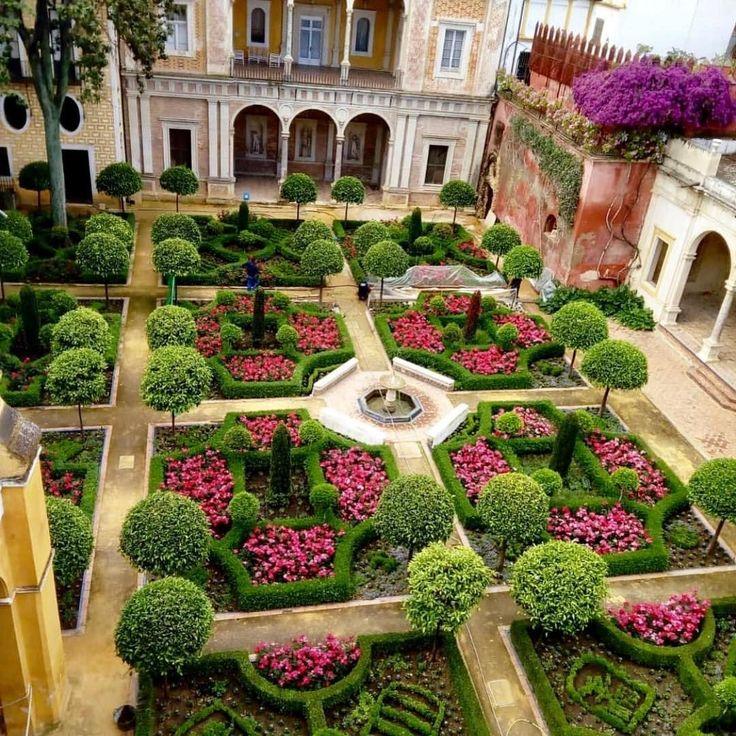 34 Extraordinary Garden Design Ideas To Be Inspire
