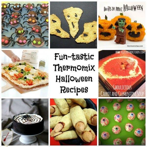 Fun-tastic Thermomix Halloween Recipes