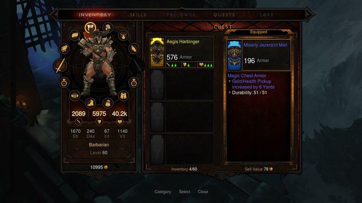 Image result for diablo equip