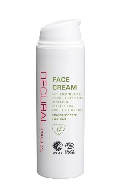 Test: Decubal Ecological Face Cream og Body Lotion