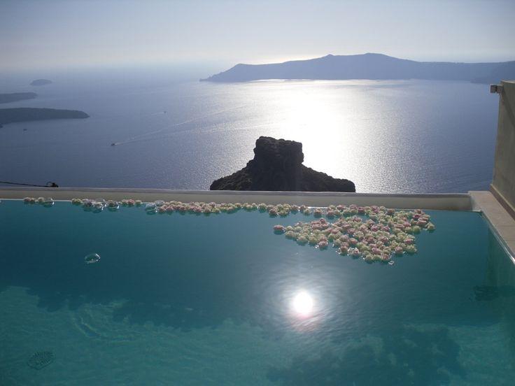 Santorini  Sunset !!
