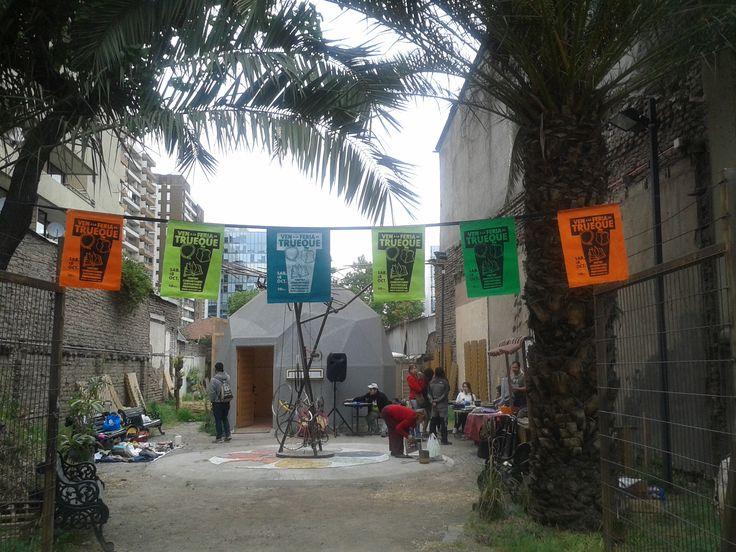1º Feria del Trueke de Provi.