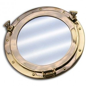 Miroir hublot - UnCadeau (49€)