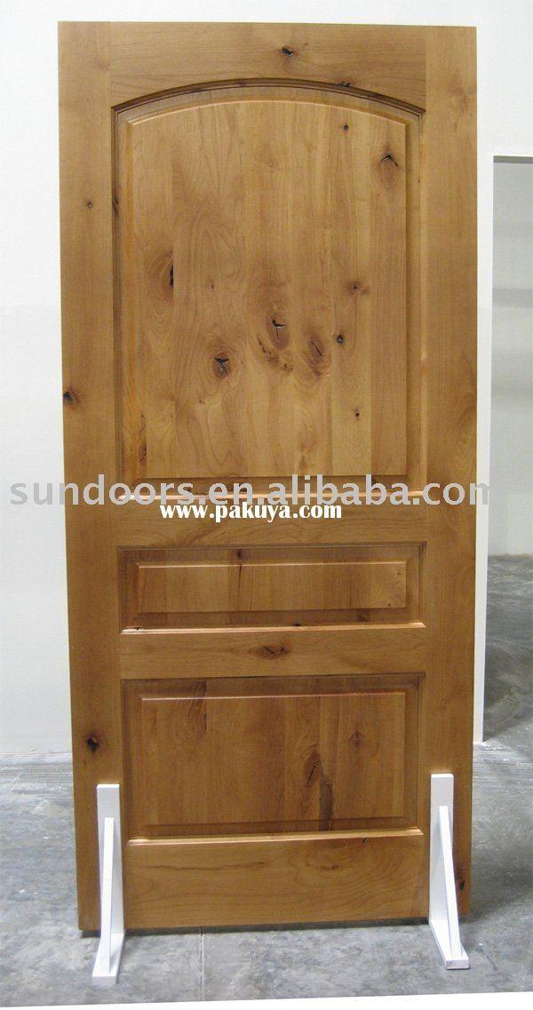 Spanish Style Interior Doors Interior Solid Wood Door