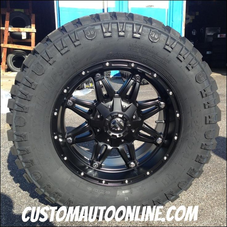 Mickey Thompson Wheel and Tire Packages