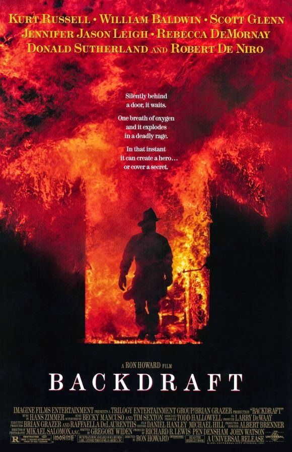 "RECOMMENDED! ""Backdraft"" (1991) 