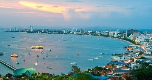 """Goway's 4-day Pattaya Thailand vacation package features Koh Larn known as """"Coral Island"""", swimming, snorkeling and more. Inquire about this ..."""