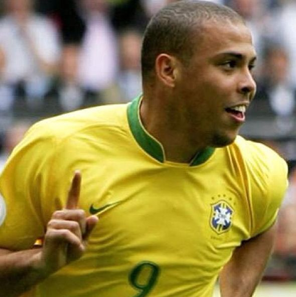 Ronaldo Brazil National Football Team  Legend