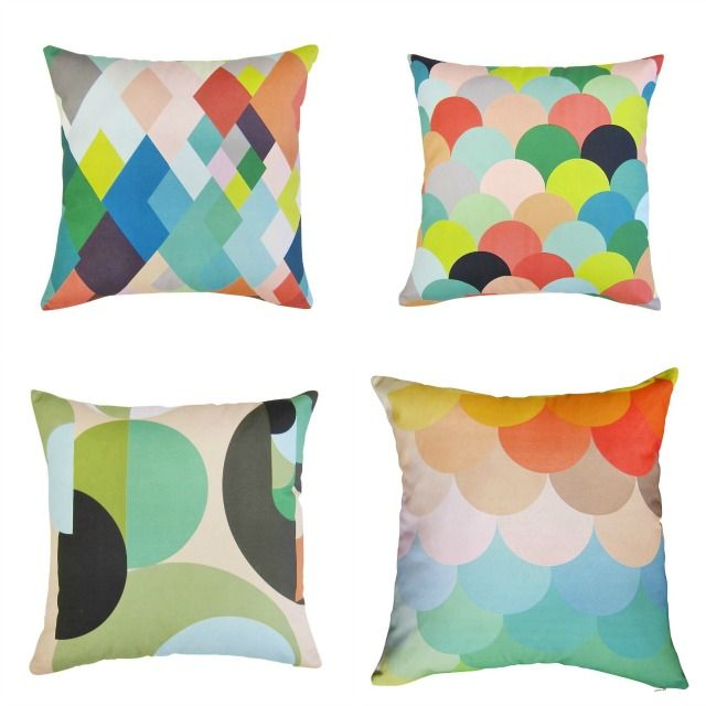 DAN300 #colourful #cushions
