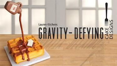 Gravity-Defying Cake Designs