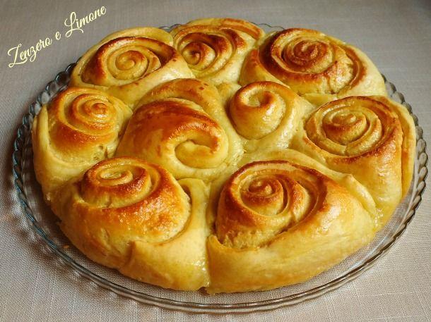 torta di rose - intera
