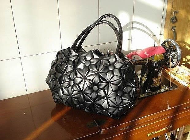 DIY bolso Fashion de cuero